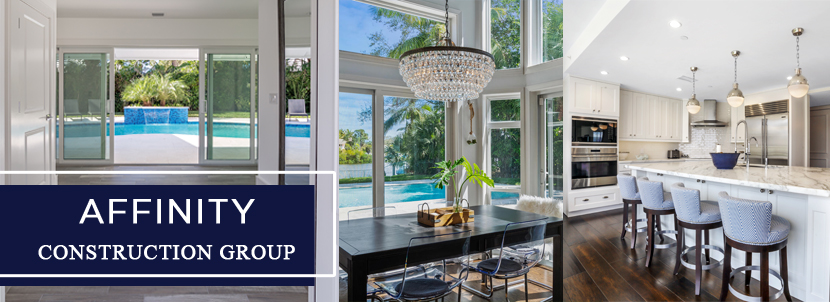 Builders Real Estate Palm Beach County Affinity construction