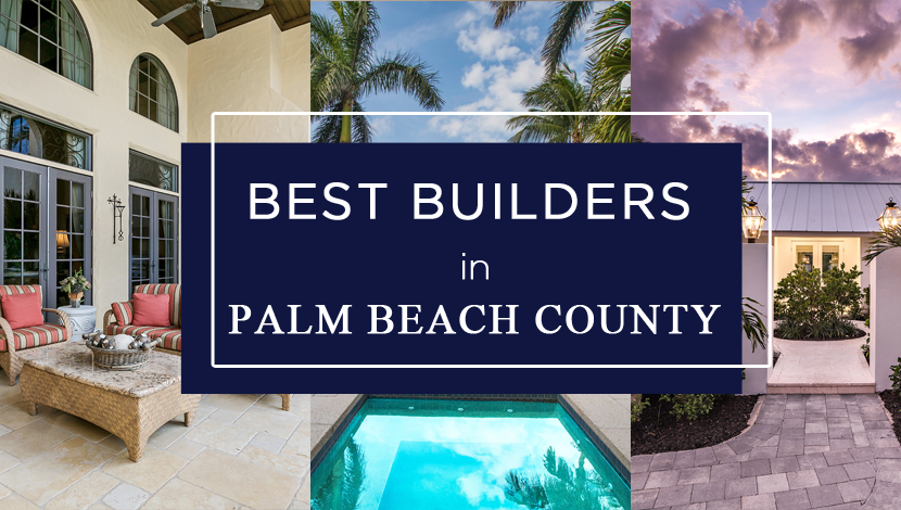 Builders Real Estate Palm Beach County header