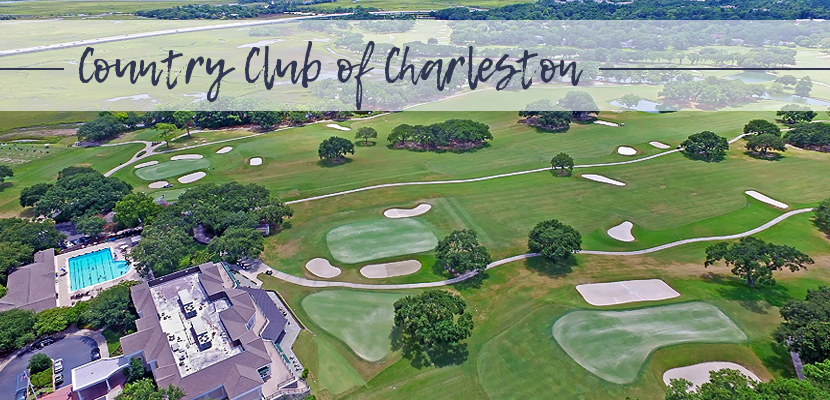CountryClubofCharleston USGA Womens Open golf course