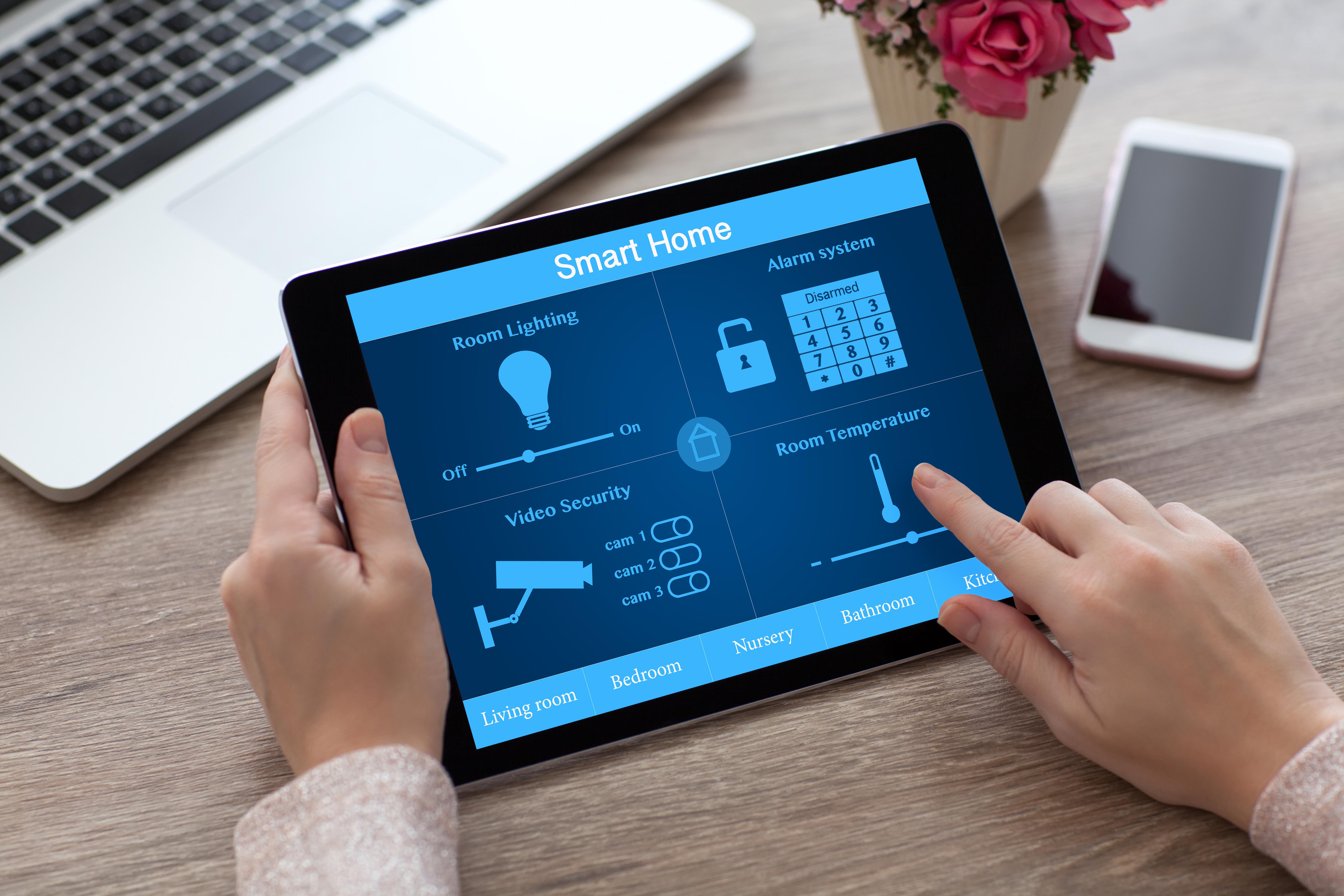 ways to make your home smarter. Black Bedroom Furniture Sets. Home Design Ideas